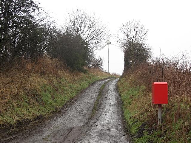 Road to Balgriebank