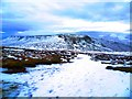 SK0690 : The Path Towards Kinder Scout from Mill Hill by Anthony Parkes