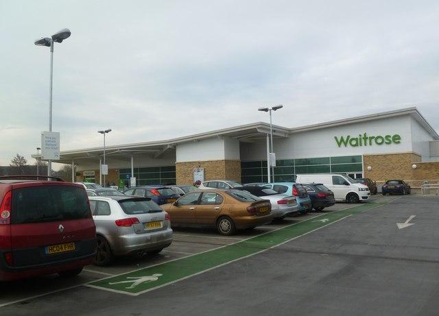 Wimborne, Waitrose