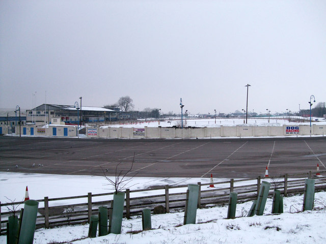 Abbey Stadium, Lady Lane, Blunsdon