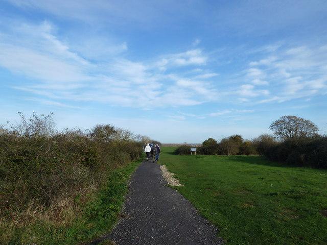 A circular walk around North Hayling (28)