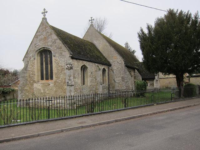 St George's Church, Little Thetford