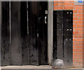 J3374 : Wall and corner protection, Belfast (18) by Albert Bridge