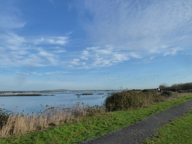 A circular walk around North Hayling (35)