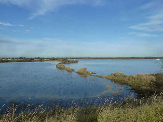 A circular walk around North Hayling (36)