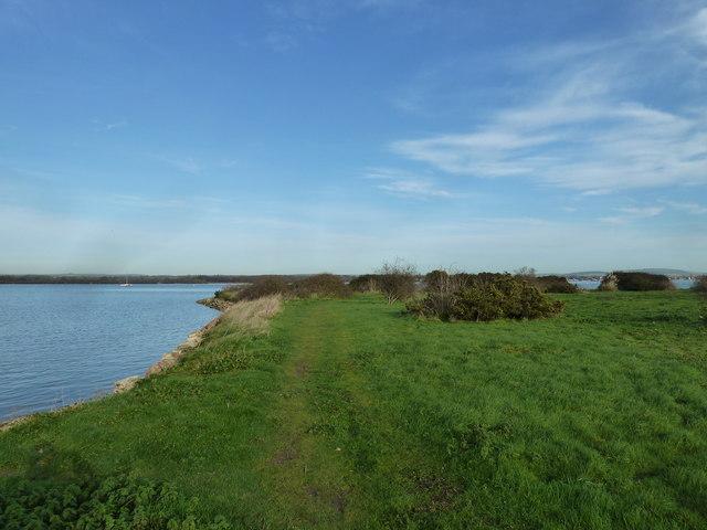 A circular walk around North Hayling (40)