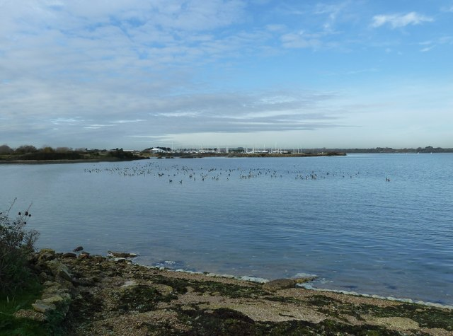 A circular walk around North Hayling (41)