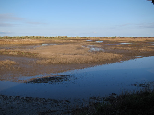Volunteer Marsh, Titchwell RSPB