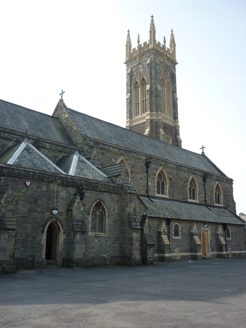 Holy Trinity Church, Barnstaple