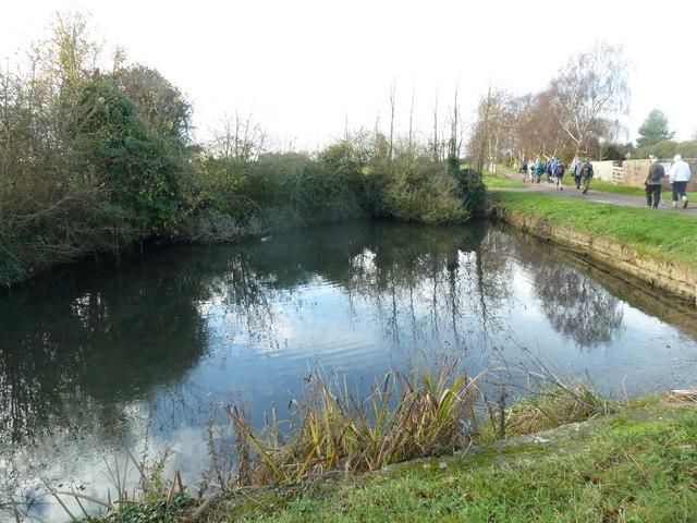 A circular walk around North Hayling (49)