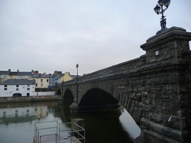 Pont Aberystwyth