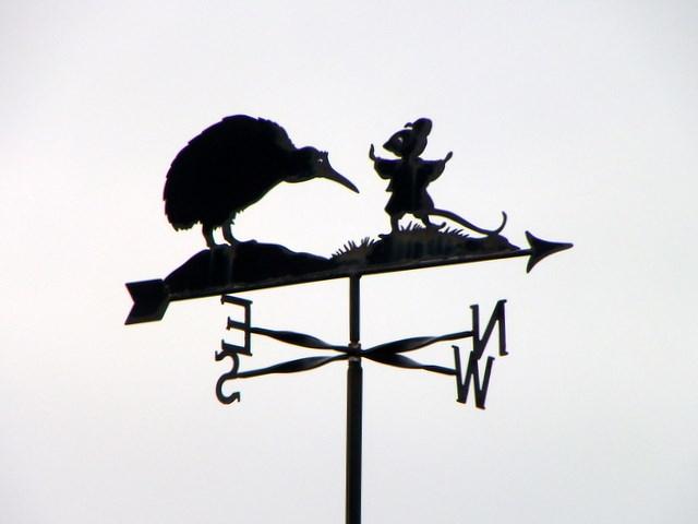Weather vane, Britford