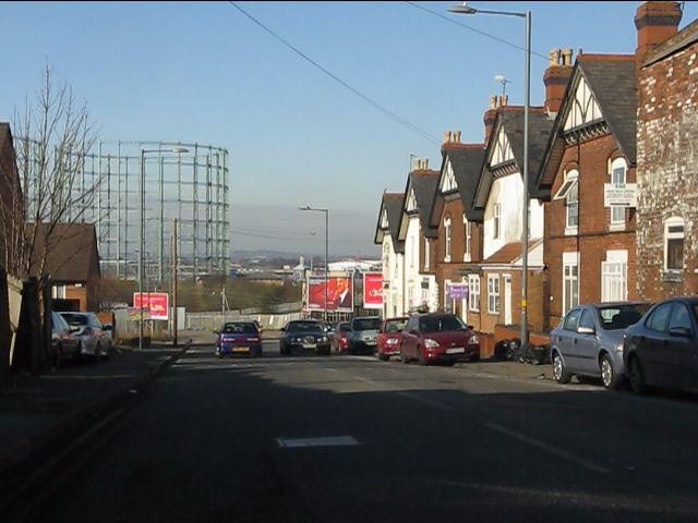 Church Road, Washwood Heath