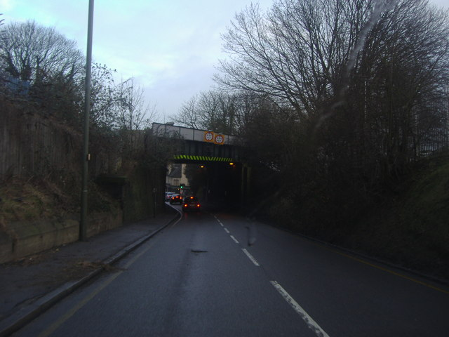 Railway bridge over Crofton Road