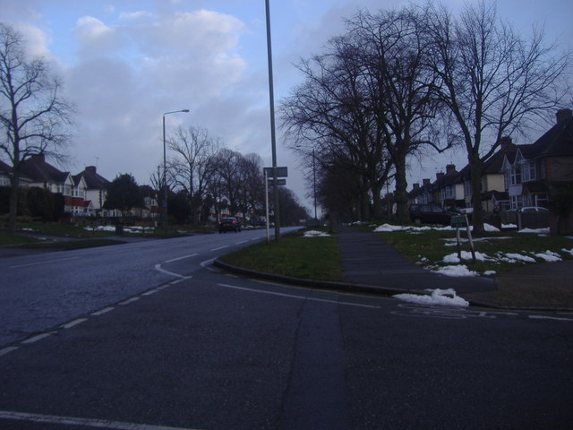 Spur Road, Orpington