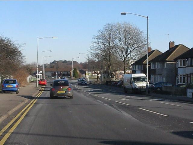 Bromford Road