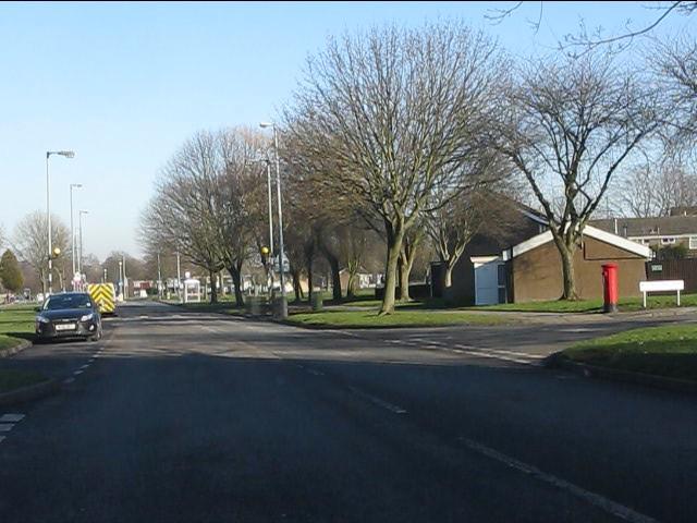 Bromford Drive at Folkestone Croft