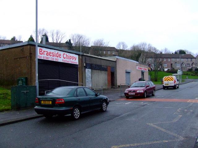 Braeside shops