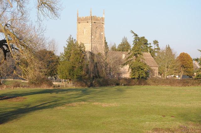 Frampton on Severn church