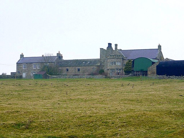 South aspect of Welton Hall