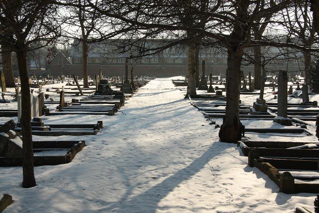 Newport cemetery