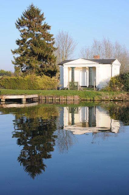 Bridgeman's house
