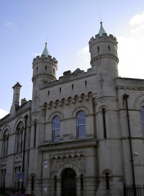 Lysaght's Castle