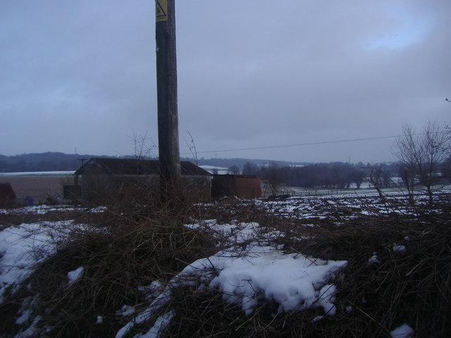 Cookham farm, Skeet Hill Lane