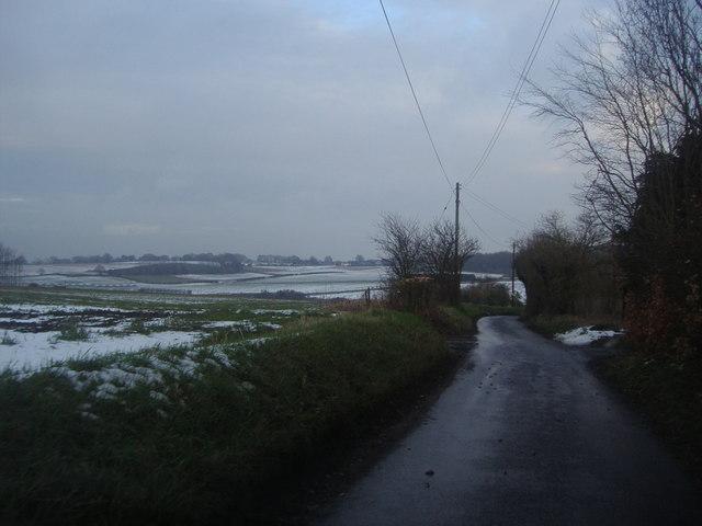 Skeet Hill Lane, Ramsden