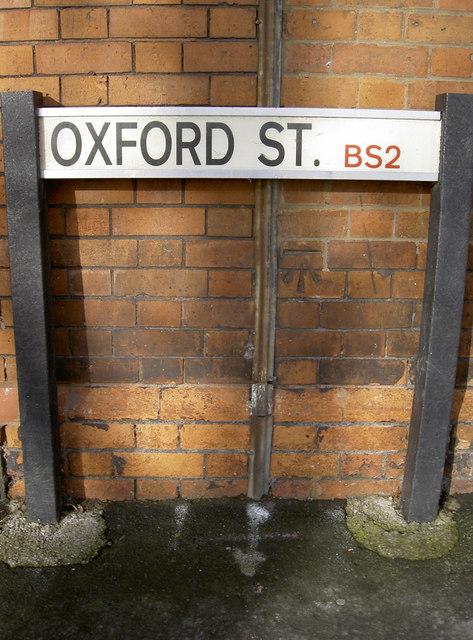 Oxford Street benchmark