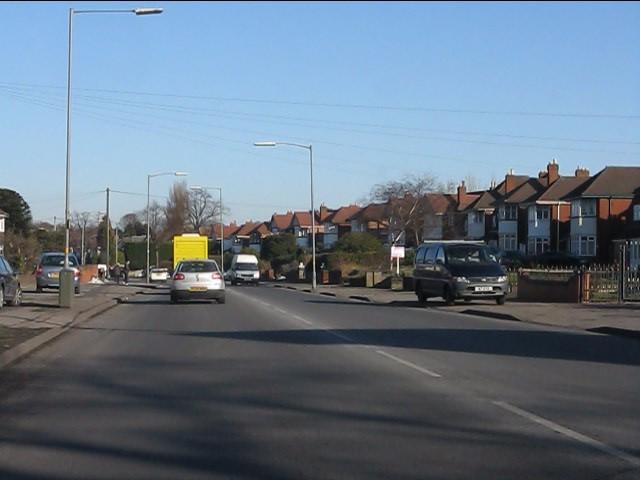 Coleshill Road