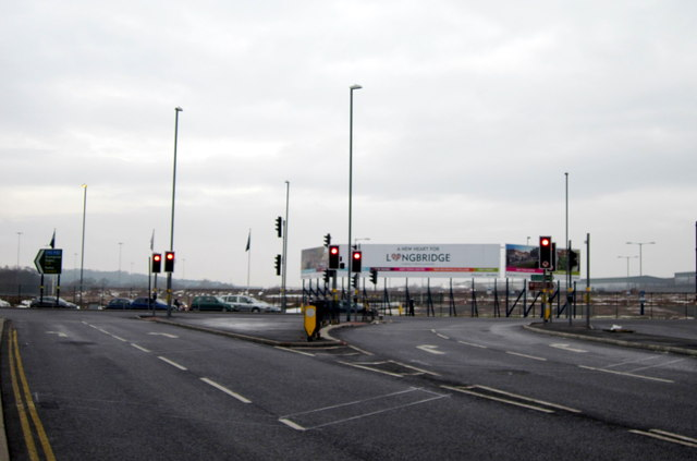 Longbridge Lane Traffic Lights