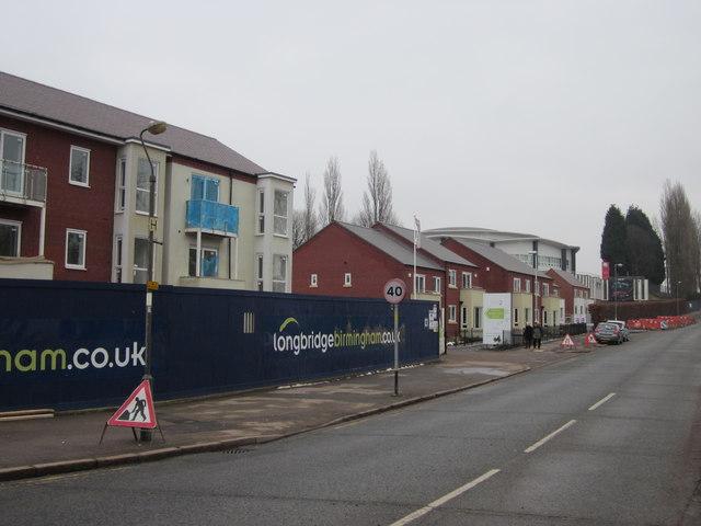 Park View Development, Lowhill Lane
