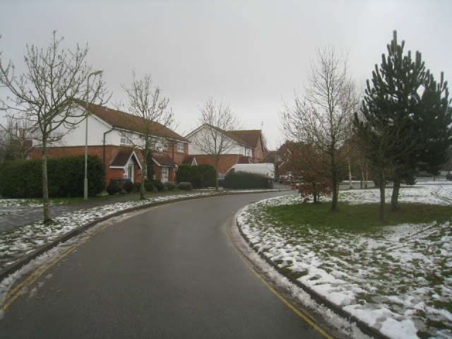 Houses in Danners Drive
