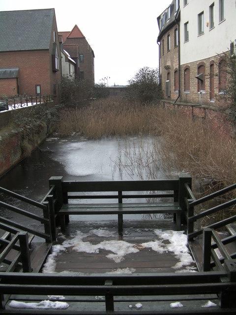 Frozen Purfleet