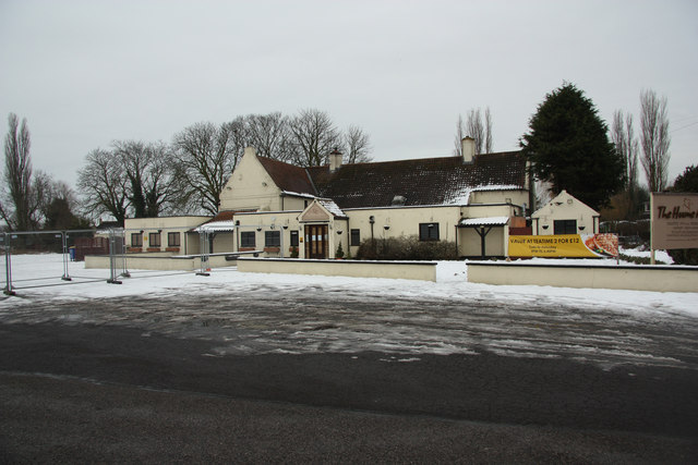 The Hume Arms