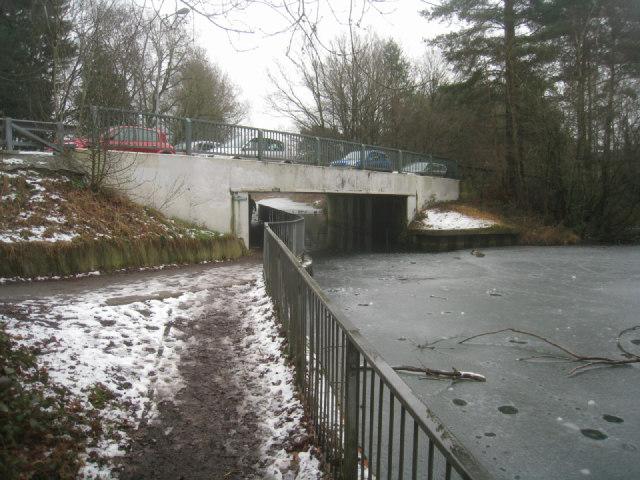 New Pondtail Bridge