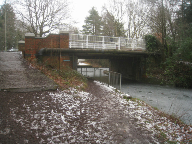 Old Pondtail Bridge