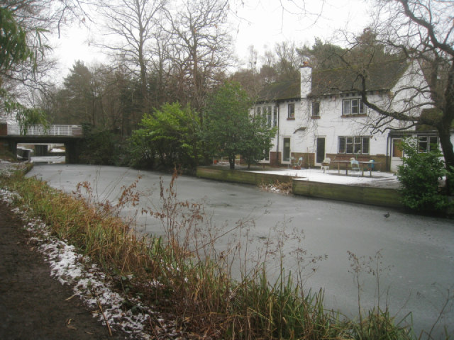 House by the Pondtail bridges