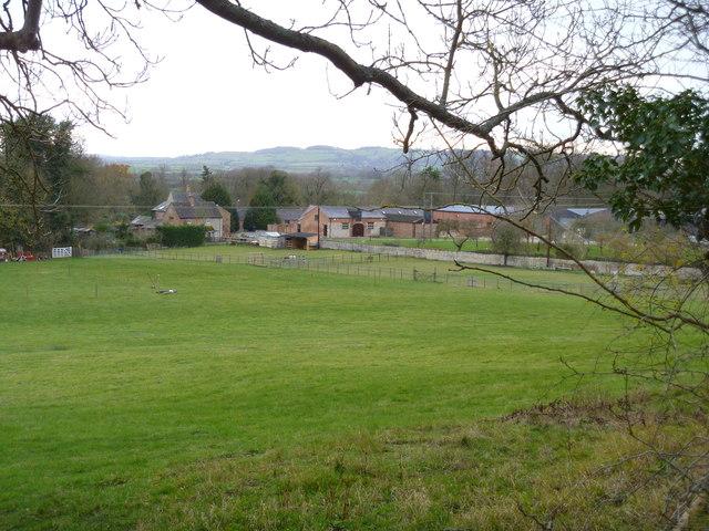 Farm and business centre