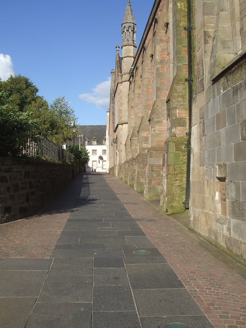 Church Lane, Inverness