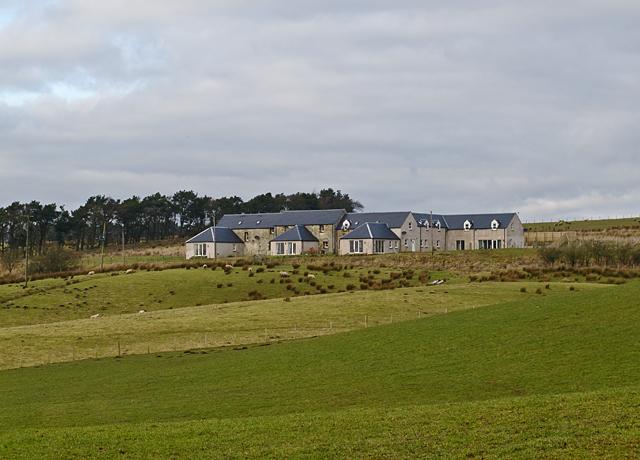 Farmland near Broom