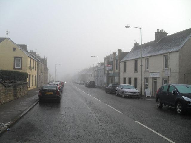 Townhead in Fog