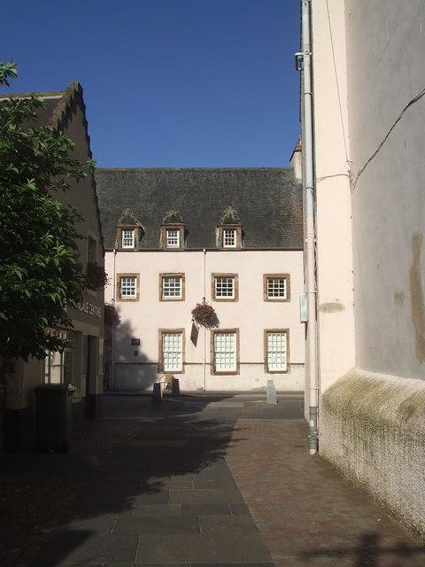 Dunbar's Hospital