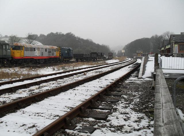 Bolton Abbey Station