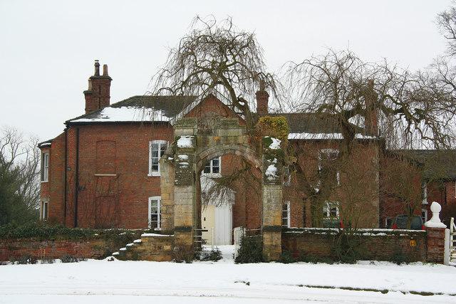 Kettlethorpe Hall