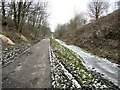 SJ9594 : TransPennine Trail by Gerald England
