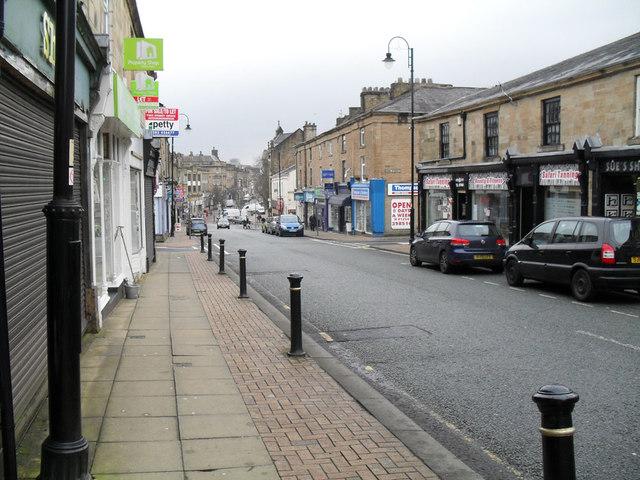 Little Blackburn Road