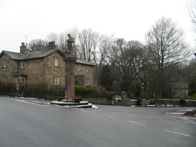 Slaidburn War Memorial