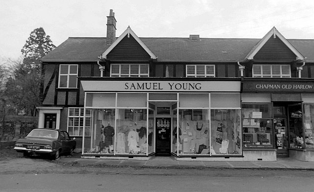 Samuel Young, Mulberry Green